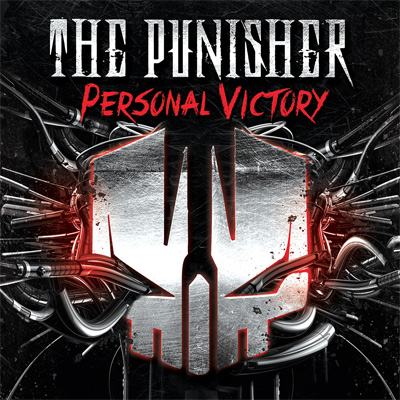 The Punisher / Personnal Victory / Digital album Cover-ThePunisher400x400