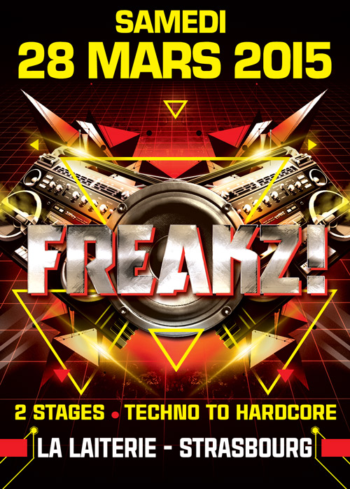 28-03-15/FREAKZ!/STRASBOURG  w/ BLACK SUN EMPIRE/ ELISA DO BRASIL FLY-STRASS-SAUL