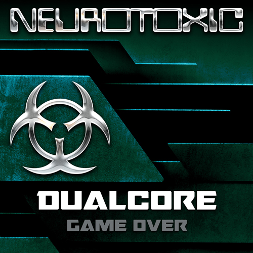 DUALCORE « Game Over » : Attention ! Nouveau duo frenchcore italien. NRTXDIGI-01-500