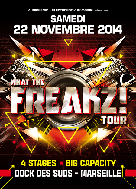 22/11/14-FREAKZ-4 STAGES/TECHNO>DUBSTEP>TRANCE>HARDCORE RF2-FreackzTour450x627
