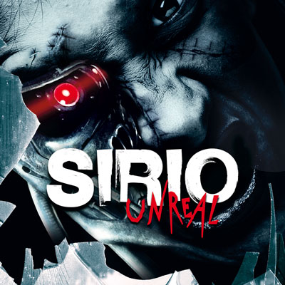 L'OURAGAN FRENCHCORE ! SIRIO : UNREAL / OUT NOW !! SIRIO-unreal-400