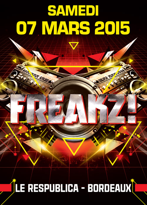 7-03-15 FREAKZ! BORDEAUX >TRANCE/ TECHNO/ DRUM/ HARDCORE  Fly-bordeaux-saul
