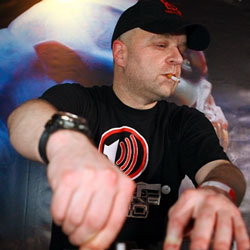 AUDIOGENIC PARTY – After Techno Parade  The-speed-freak