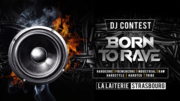 DJ CONTEST - BORN TO RAVE - STRASBOURG (11/04/20) Ban-contest-strass